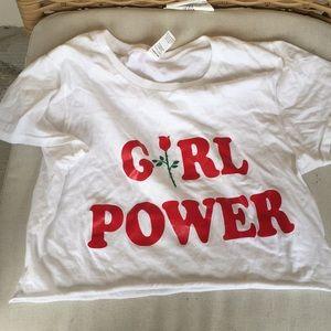 Tops - Girl Power T-shirt